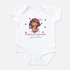 Hairdresser like Auntie Baby Kids Infant Bodysuit