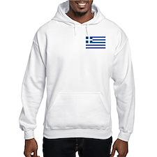 Flag of Greece Hoodie