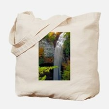 Waterfall Blessings Tote Bag