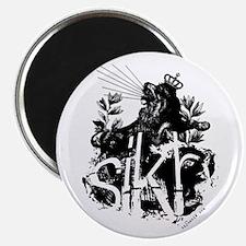 One SIKH. Magnet