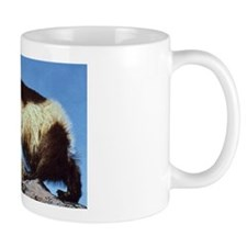 Wolverine Photo Small Mug