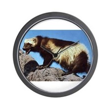 Wolverine Photo Wall Clock
