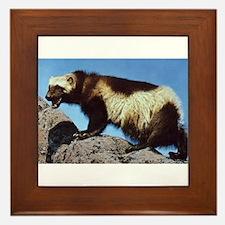 Wolverine Photo Framed Tile