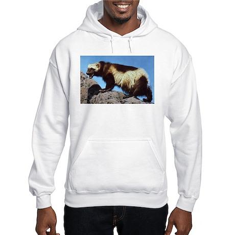 Wolverine Photo Hooded Sweatshirt