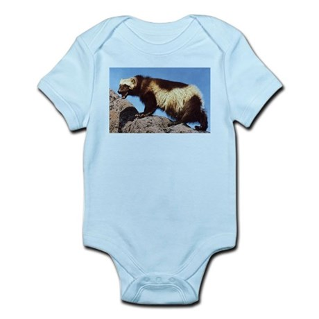 Wolverine Infant Bodysuit Baby Light Bodysuit