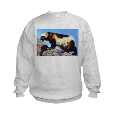 Wolverine Photo Kids Sweatshirt