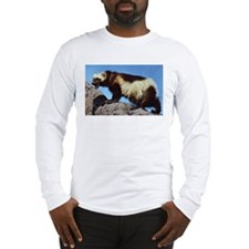 Wolverine Photo Long Sleeve T-Shirt