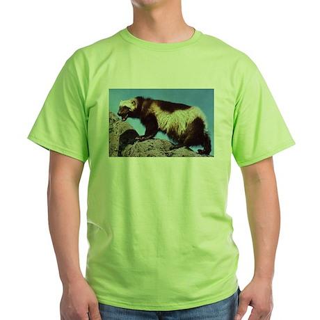 Wolverine Photo Green T-Shirt