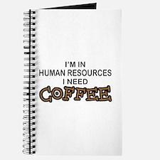 HR Need Coffee Journal