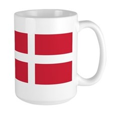 Flag of Denmark Mug