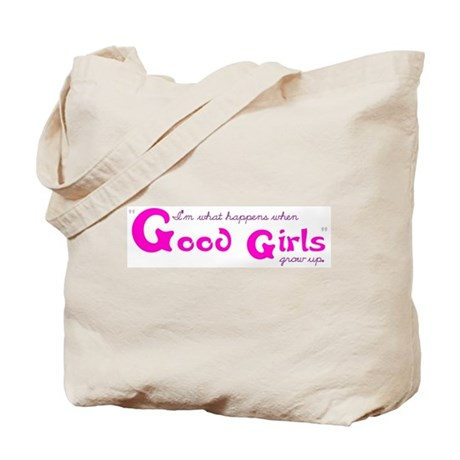 """Good Girl"" Tote Bag"