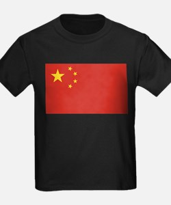 Flag of China T