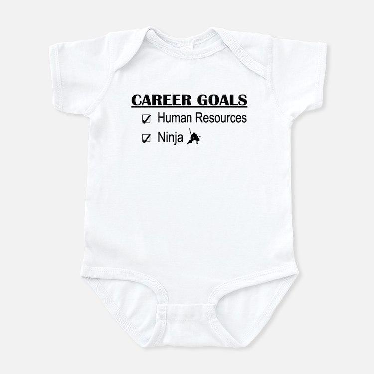 HR Career Goals Infant Bodysuit