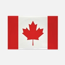 Flag of Canada Rectangle Magnet