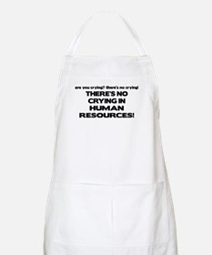There's No Crying HR BBQ Apron