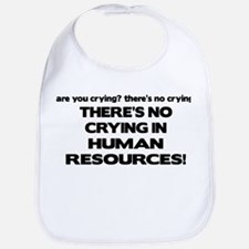 There's No Crying HR Bib