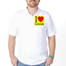 I Love Lemonade T-Shirt