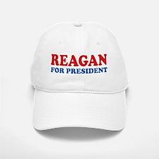Reagan for President Baseball Baseball Cap