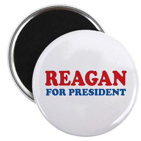 Reagan for President Magnet