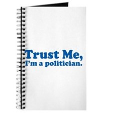Trust Me, I'm a politician Journal