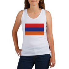 Flag of Armenia Women's Tank Top