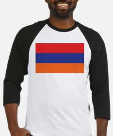 Flag of Armenia Baseball Jersey
