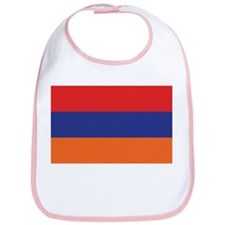 Flag of Armenia Bib