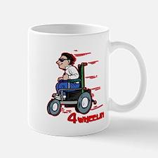 Four Wheelin' Mug