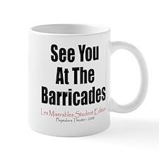 Les Miserables 2008 Mug