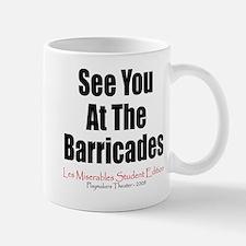 Les Miserables 2008 Small Small Mug