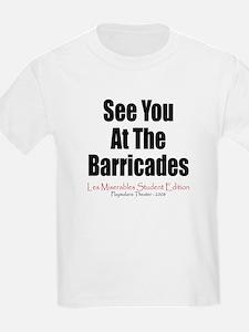 Les Miserables 2008 T-Shirt