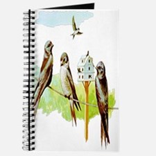 Purple Martin Bird Journal