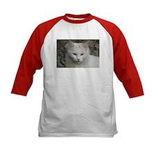 White Cat Photo Tee