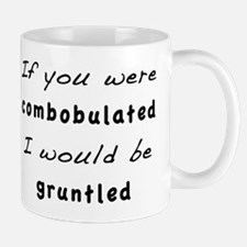 Disgruntled Mug
