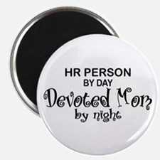 HR Devoted Mom Magnet