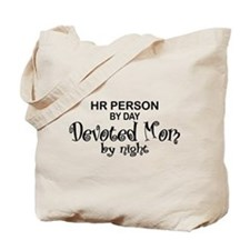HR Devoted Mom Tote Bag