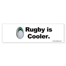 Rugby is cooler. The sticker proves it.