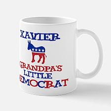 Xavier - Grandpa's Democrat Mug