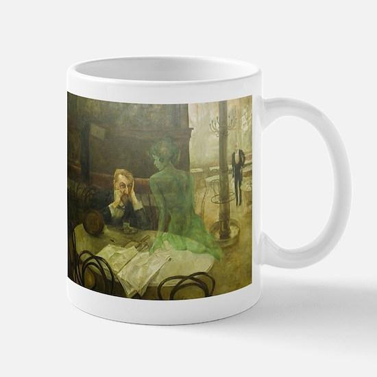 Cute Absinthe Mug