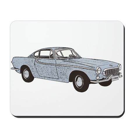 Volvo 1800 p1800 1800s 1800es Mousepad