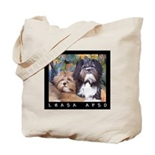 Free Spirit Puppies Tote Bag