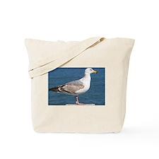 Seagull Photo Tote Bag