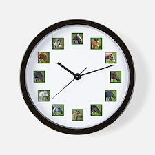 Ranks Wall Clock