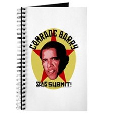 Comrade Barry Says Submit Journal