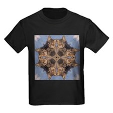 Cross Fox Mandala T