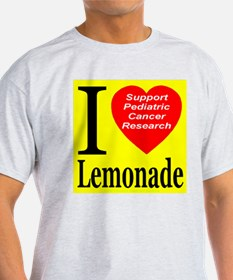 Support Pediatric Cancer Research T-Shirt