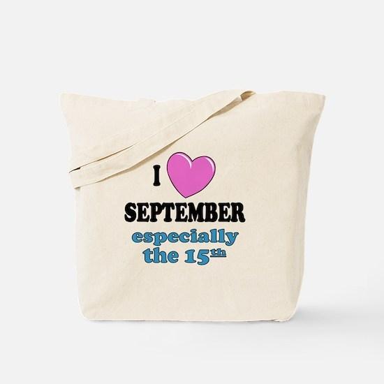 PH 9/15 Tote Bag