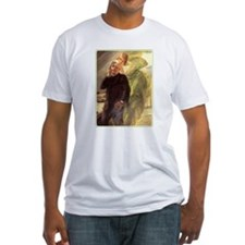 Albert Maignan - Green Muse Shirt