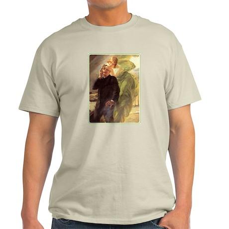 Albert Maignan - Green Muse Light T-Shirt