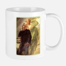 Albert Maignan - Green Muse Mug